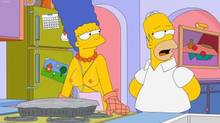 #pic1300903: ChainMale – Homer Simpson – Marge Simpson – The Simpsons