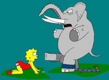 #pic697925: Lisa Simpson – The Simpsons – animated