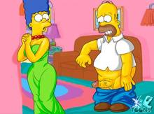 #pic695816: Homer Simpson – Marge Simpson – The Simpsons – xl-toons