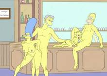 #pic1280494: Hamillmatt – Homer Simpson – Kongen – Lisa Simpson – Marge Simpson – Moe Szyslak – The Simpsons