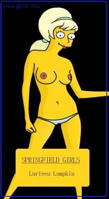 #pic684972: CyborgBLUE – Lurleen Lumpkin – The Simpsons