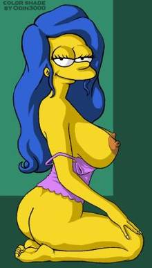 #pic684593: Marge Simpson – The Simpsons – odin3000