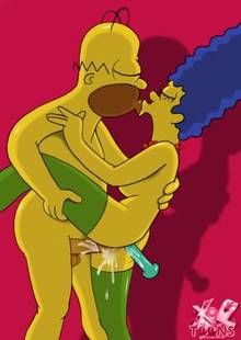 #pic680582: Homer Simpson – Marge Simpson – The Simpsons – xl-toons