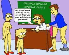 #pic673537: Bart Simpson – Lisa Simpson – Marge Simpson – The Simpsons – animated