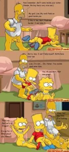#pic663840: Bart Simpson – Homer Simpson – Lisa Simpson – The Simpsons – comic – comics-toons
