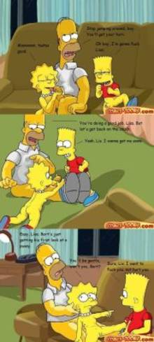 #pic663826: Bart Simpson – Homer Simpson – Lisa Simpson – The Simpsons – comic – comics-toons