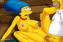 #pic1086533: Homer Simpson – Marge Simpson – SketchLanza – The Simpsons