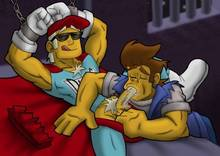 #pic1084866: Duffman – Snake Jailbird – The Simpsons – slashweilerdog