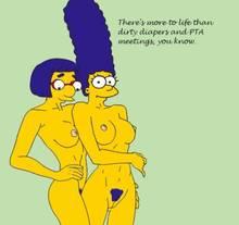 #pic1084151: HomerJySimpson – Luann Van Houten – Marge Simpson – The Simpsons