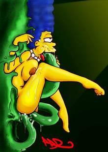 #pic1051793: Boner land – Marge Simpson – The Simpsons