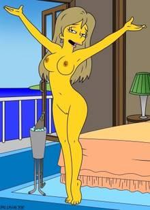 #pic528043: Pat Kassab – Tabitha Vixx – The Simpsons