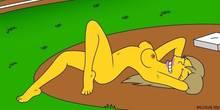 #pic526439: Pat Kassab – Tabitha Vixx – The Simpsons