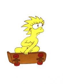 #pic526100: Lisa Simpson – The Simpsons