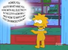 #pic526037: Lisa Simpson – The Simpsons