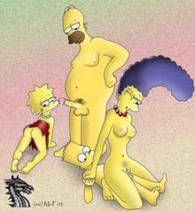 #pic195353: Bart Simpson – Homer Simpson – Lisa Simpson – Marge Simpson – Master Of Puppets – The Simpsons