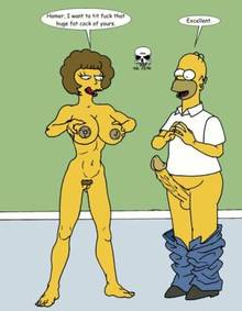 #pic190280: Homer Simpson – Maude Flanders – The Fear – The Simpsons