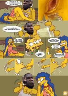 #pic189065: Bart Simpson – Homer Simpson – Lisa Simpson – Marge Simpson – Orange Box – The Simpsons