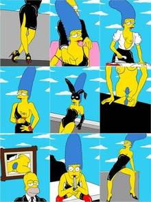 #pic1272954: Homer Simpson – Marge Simpson – The Simpsons