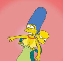 #pic598530: JSL – Marge Simpson – Montgomery Burns – The Simpsons
