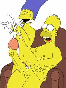#pic598523: Homer Simpson – Marge Simpson – The Simpsons