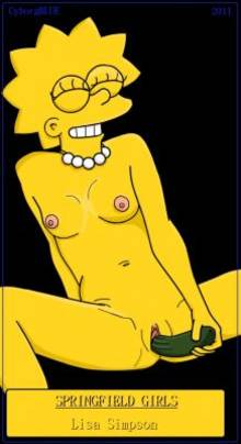 #pic597395: CyborgBLUE – Lisa Simpson – The Simpsons