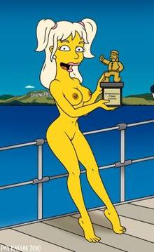 #pic594428: Britney Spears – Pat Kassab – The Simpsons