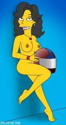 #pic594278: Pat Kassab – The Simpsons – julia
