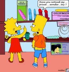 #pic1000938: Bart Simpson – ES – Lisa Simpson – The Simpsons