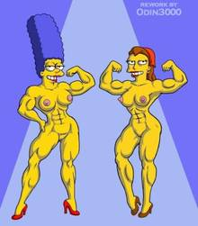 #pic998263: Marge Simpson – Ruth Powers – The Simpsons – odin3000