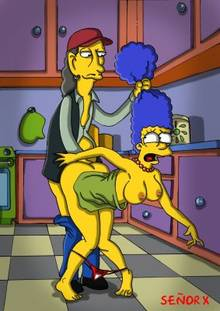 #pic998128: Marge Simpson – The Simpsons – cooter – se&ntilde-or x