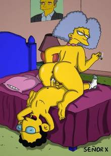 #pic996344: Artie Ziff – Selma Bouvier – The Simpsons – se&ntilde-or x
