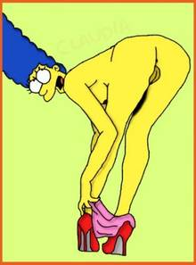 #pic991104: Marge Simpson – The Simpsons