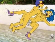#pic928633: Luann Van Houten – Milhouse Van Houten – The Fear – The Simpsons – sum sadr