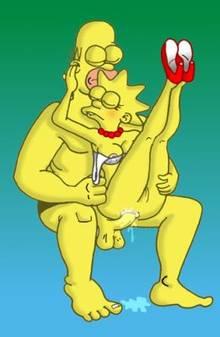 #pic926153: Homer Simpson – Lisa Simpson – Maxwell Edison – The Simpsons