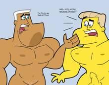 #pic917824: Fairly OddParents – Jorgen Von Strangle – Rainier Wolfcastle – The Simpsons