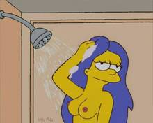 #pic492646: Marge Simpson – Mole – The Simpsons
