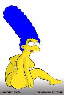 #pic478218: Marge Simpson – Simspin – The Simpsons – tooner