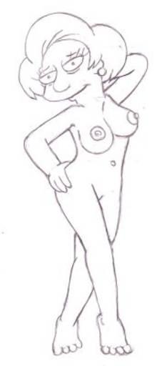 #pic478175: Edna Krabappel – The Simpsons – jabbercocky