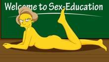 #pic427196: Edna Krabappel – The Simpsons – pervyangel
