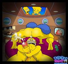 #pic423895: Bart Simpson – Homer Simpson – Lisa Simpson – Marge Simpson – The Simpsons – Toon-Party