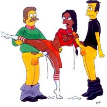 #pic422658: Abom – Manjula Nahasapeemapetilon – Ned Flanders – The Simpsons – Timothy Lovejoy