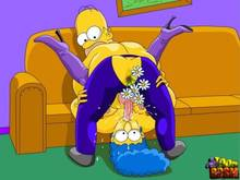 #pic1266106: Homer Simpson – Marge Simpson – The Simpsons – Toon BDSM