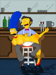#pic422131: Marge Simpson – Moe Szyslak – The Simpsons