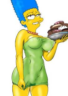 #pic1027435: Marge Simpson – The Simpsons