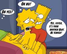 #pic1025037: Bart Simpson – Lisa Simpson – The Simpsons – comics-toons