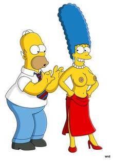 #pic1024977: Homer Simpson – Marge Simpson – The Simpsons – WVS