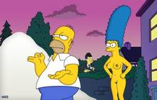 #pic1024975: Homer Simpson – Marge Simpson – The Simpsons – WVS