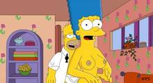 #pic1024965: Homer Simpson – Marge Simpson – The Simpsons – WVS