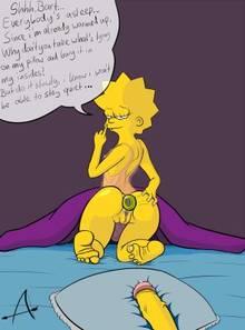 #pic1024766: Bart Simpson – Lisa Simpson – The Simpsons