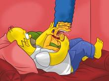 #pic1044023: Homer Simpson – Marge Simpson – The Simpsons